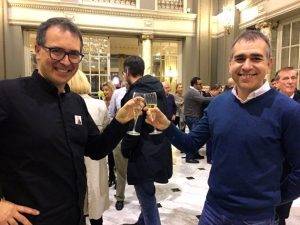 Gil Manuel Hernández i Josep LLuís Marin celebren la declaració