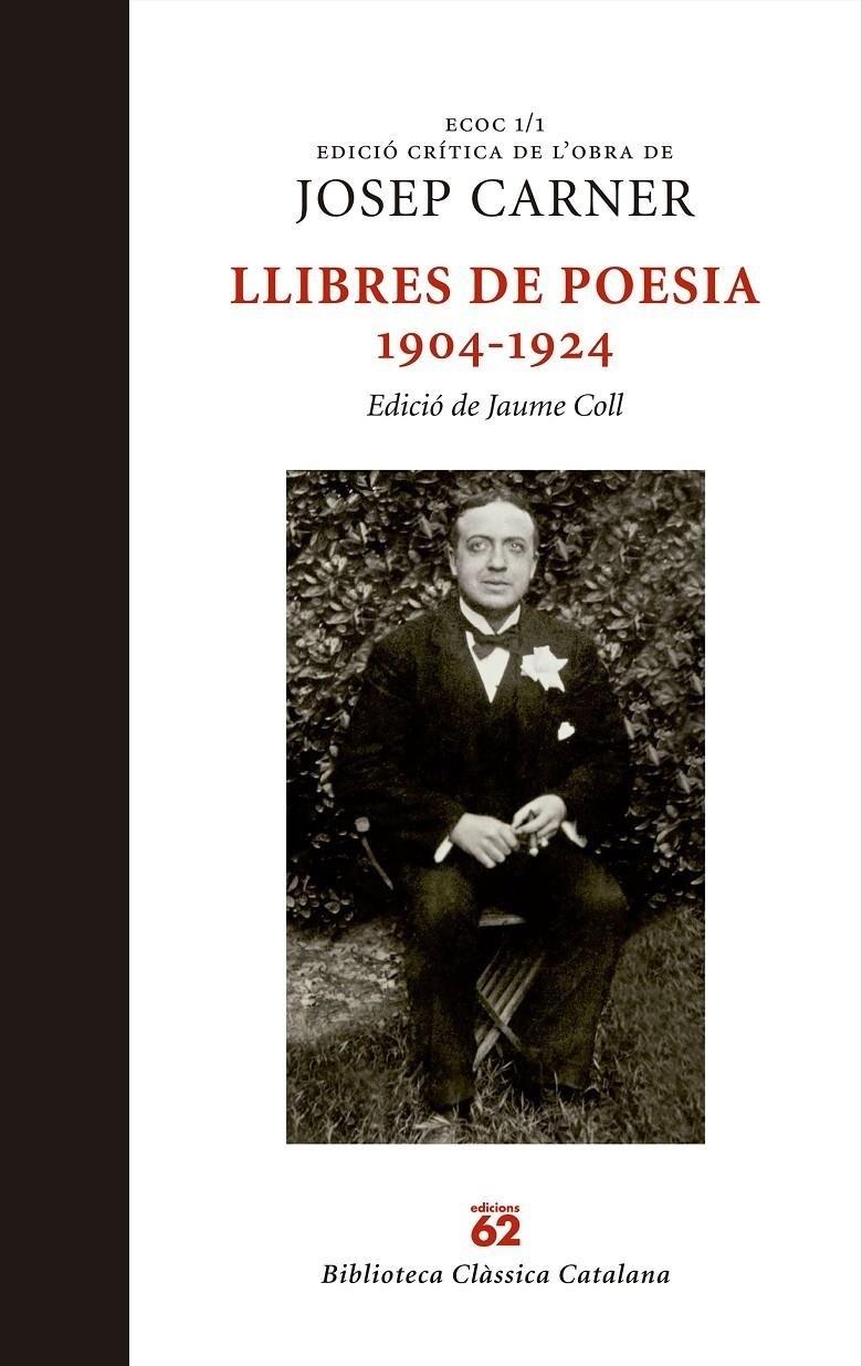 L'obra de Josep Carner centra per primera vegada una edició crítica completa de 8 volums