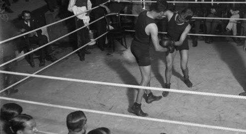 Felix-de-Pomes-Fernand-Prat-1913-Club-Pugilistica-article-Boxa
