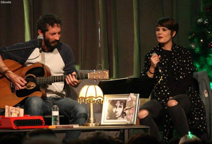 Borja Penalba i Mireia Vives (foto: Gemma Boada)
