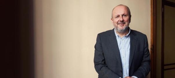 El president del Consell de Mallorca, Miquel Ensenyat (fotografia: Més per Mallorca).