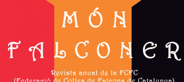 1. Mon Falconer, la revista dels falconers catalans