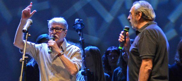Vicent Torrent i Manolo Miralles (fotografia: Prats i Camps).