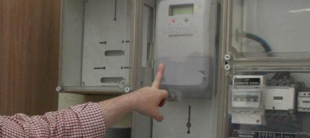Comptador elèctric (fotografia: ACN).