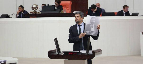 Garo Paylan, diputat del HDP