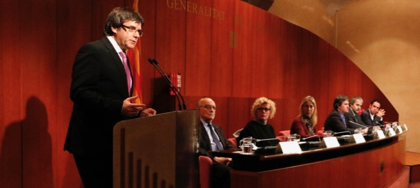 Carles Puigdemont (fotografia de l'ACN).