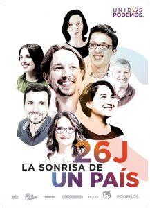 Cartell Unidos Podemos