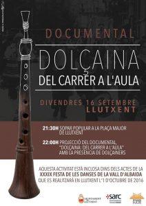 documentari Dolçaina. Del carrer a l'aula