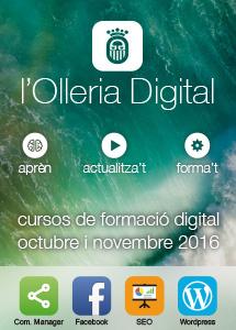 L'OLLERIA DIGITAL AJUNTAMENT
