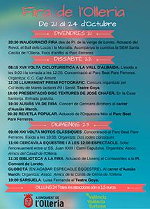 FIRA DE L'OLLERIA 2016
