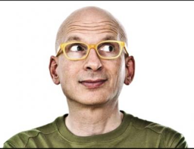 Libros finanzas inversiones escritor Seth Godin