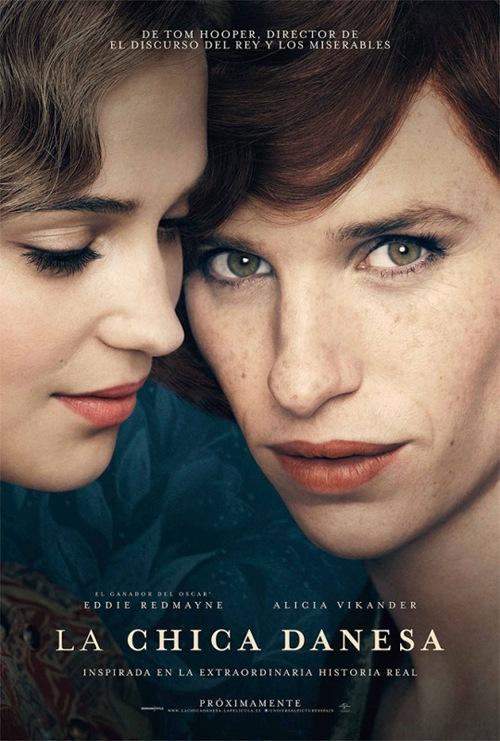 La chica danesa película LGBT