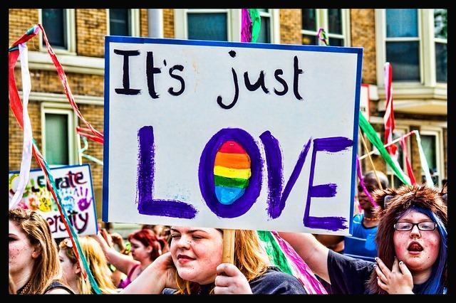 derechos LGBT orgullo gay pride