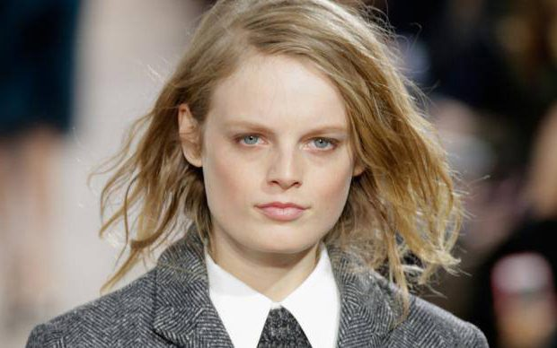 Hanne Gaby Odiele intersexual