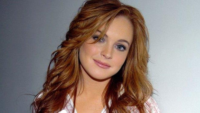 Lindsay Lohan bisexual
