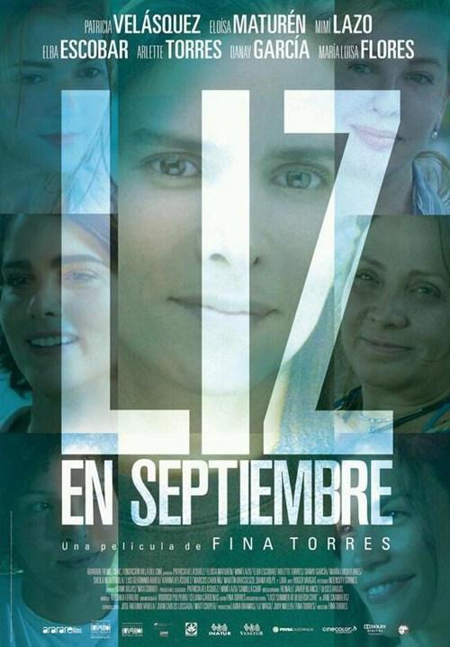 Liz en septiembre película LGBT