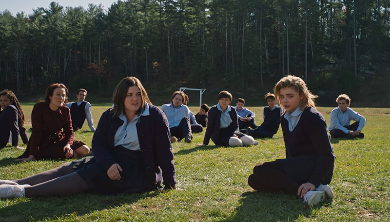 The Miseducation of Cameron Post terapia de conversión gay