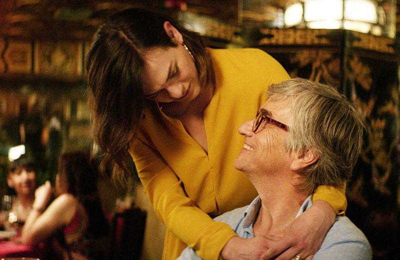 Una mujer fantástica película sobre una mujer transexual
