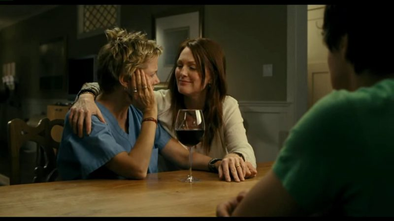 Los chicos están bien Julianne Moore (Jules) Annette Bening (Nic)