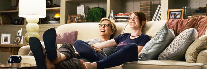 Los chicos están bien película sobre el matrimonio entre lesbianas