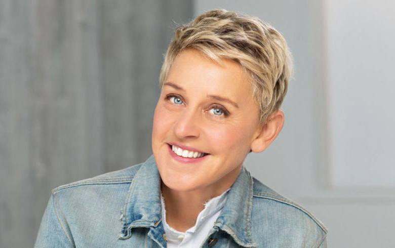 Ellen Degeneres lesbiana