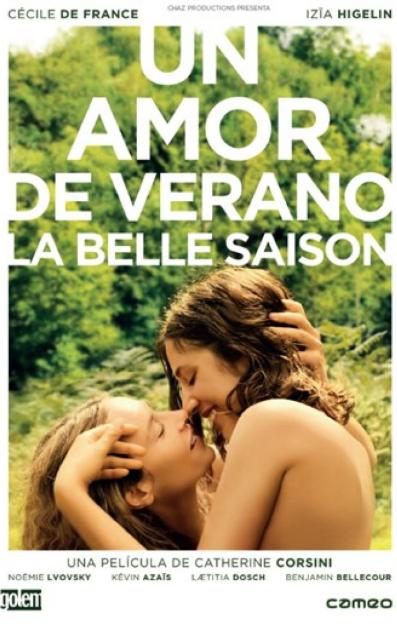 Un Amor de Verano (La Belle Saison – Summertime) película de lesbianas