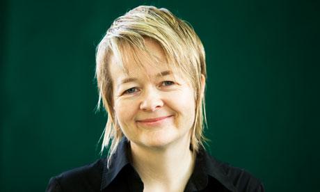 Escritora lesbiana Sarah Waters