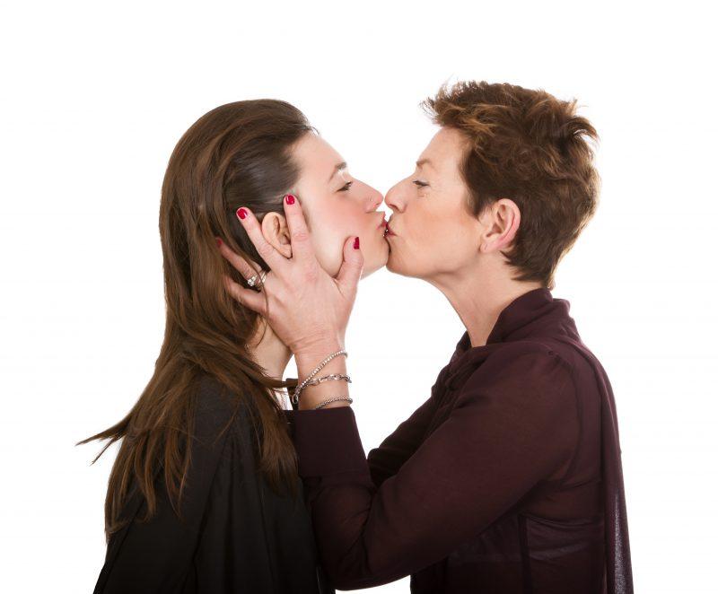 Diferencias de edad entre parejas lesbianas