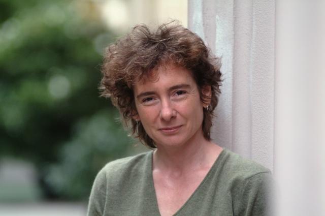 Jeanette Winterson escritora de novelas lésbicas