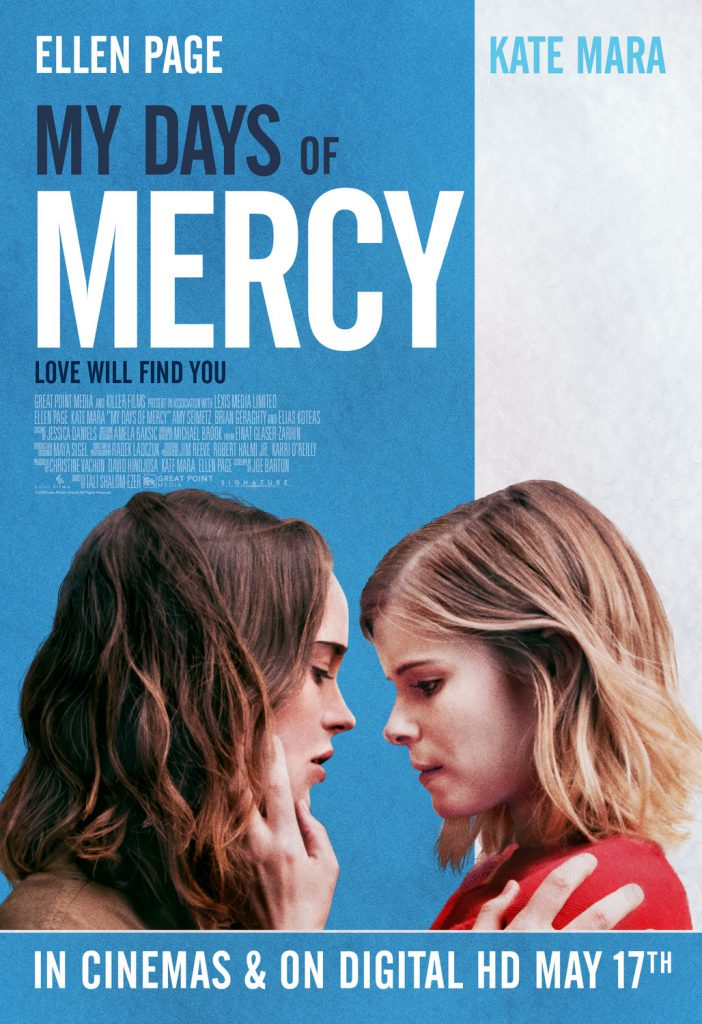 película LGTB para lesbianas My days of mercy