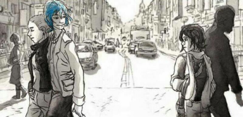 libro-lesbianas-El Azul es un color Calido-escena