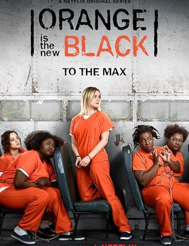 serie lesbica Orange is the new black