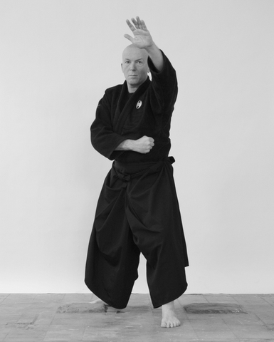 Kosei no kamae, Fog creating stance - Ninjutsu
