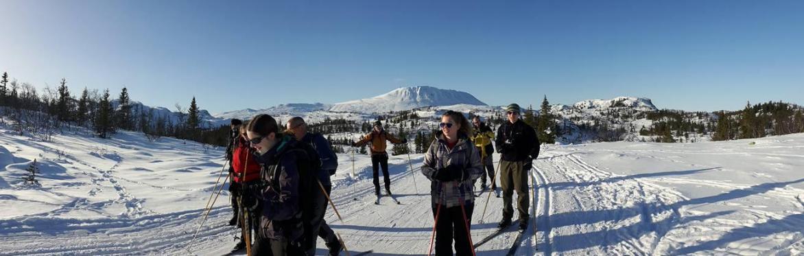 Local Ski Touring