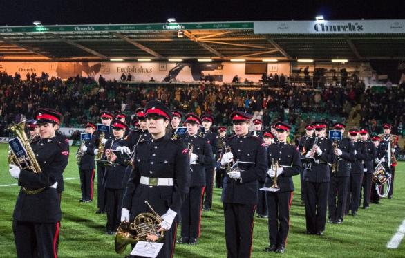 20171201 Ccf Marching Band At Franklin Gardens 110
