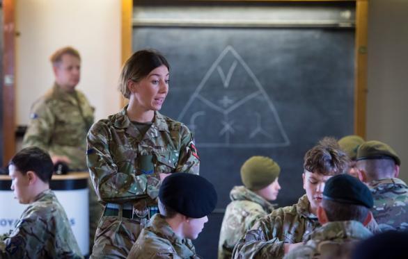 Cadets Stem Camp 12