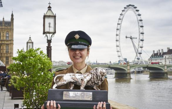 Isabella Scanio Duke Of Westminster Winner
