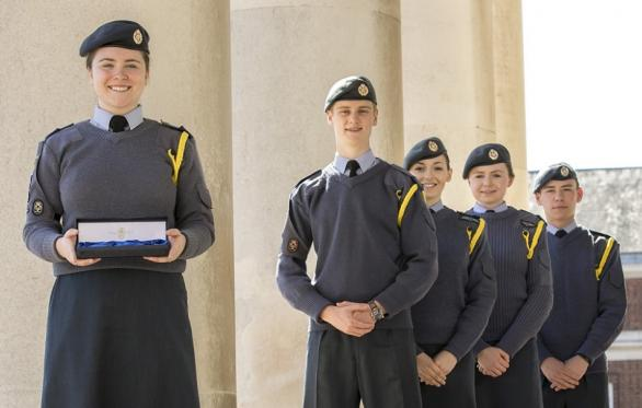 Raf Cadet Winner Web
