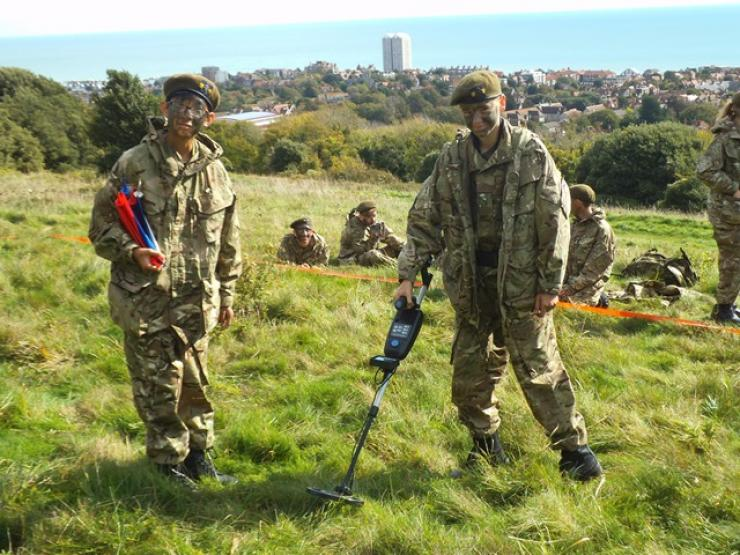 Eastbourne Army