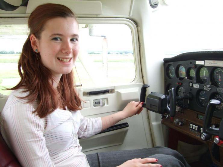 Lauren Flying Case Study