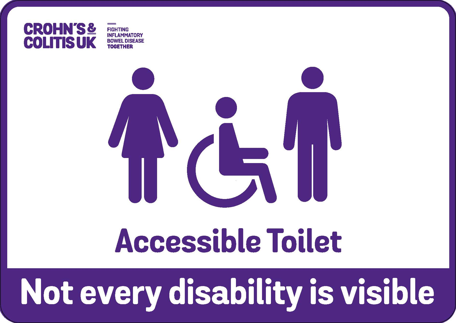 download our accessible toilet sign crohn s colitis uk