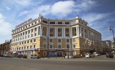 Дальневосточный государственный технический рыбохозяйственный университет