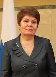 Алевтина Александровна Симонова