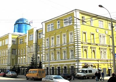 Самарский колледж железнодорожного транспорта имени А.А. Буянова - структурное подразделение Самарского государственного университета путей сообщения