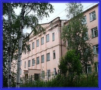 Бодайбинский горный техникум