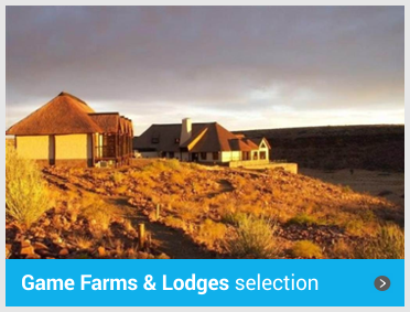 Game farms and lodges in Namibia