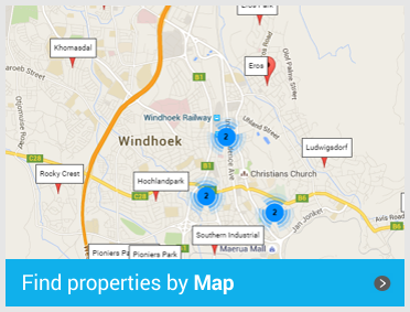 Namibia property map search