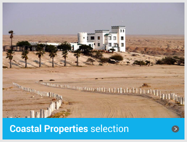 Coastal Properties in Namibia