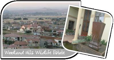 Woodland Hills Wildlife Estate Bloemfontein