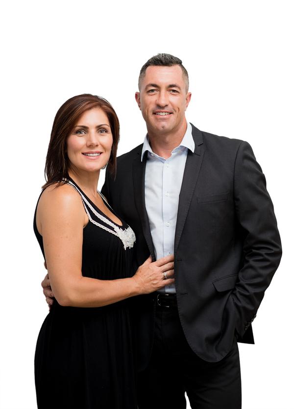 Marnus & Juanita Steyn